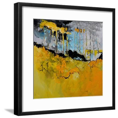 Abstract 7751301-Pol Ledent-Framed Art Print