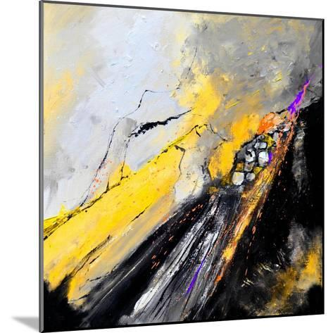 Abstract 77512043-Pol Ledent-Mounted Art Print
