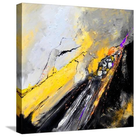Abstract 77512043-Pol Ledent-Stretched Canvas Print