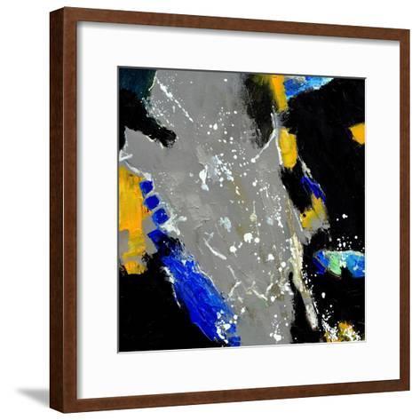 Abstract 5561-Pol Ledent-Framed Art Print