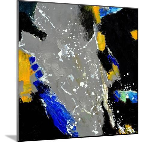 Abstract 5561-Pol Ledent-Mounted Art Print