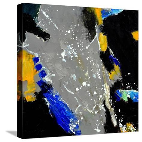 Abstract 5561-Pol Ledent-Stretched Canvas Print