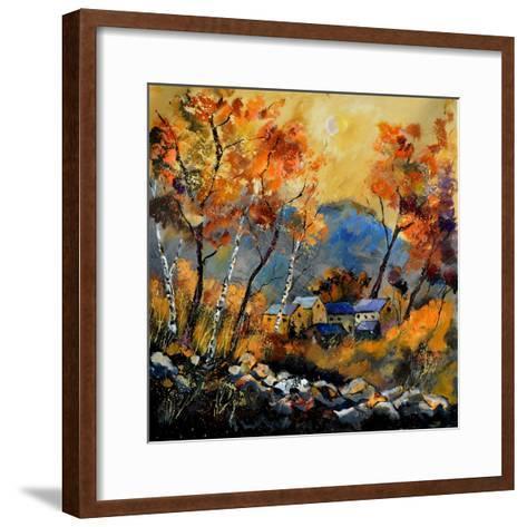 Autumn 8851-Pol Ledent-Framed Art Print