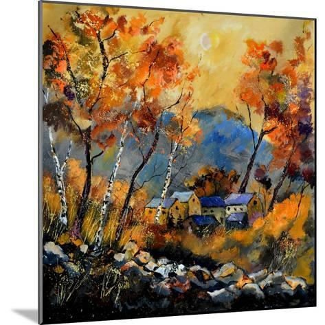Autumn 8851-Pol Ledent-Mounted Art Print