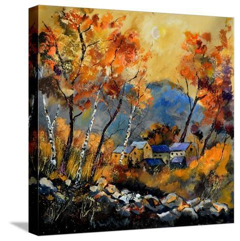 Autumn 8851-Pol Ledent-Stretched Canvas Print