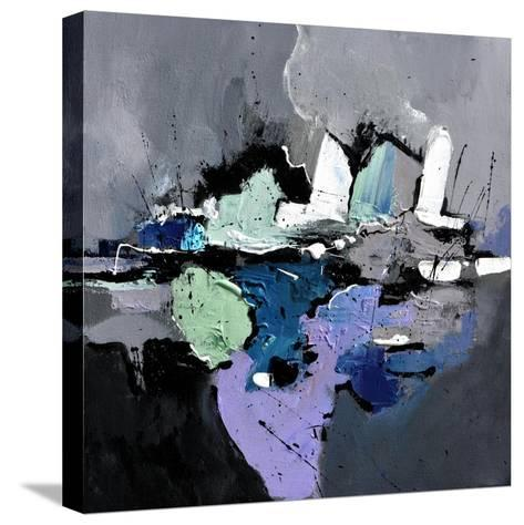 Abstract 4451701-Pol Ledent-Stretched Canvas Print