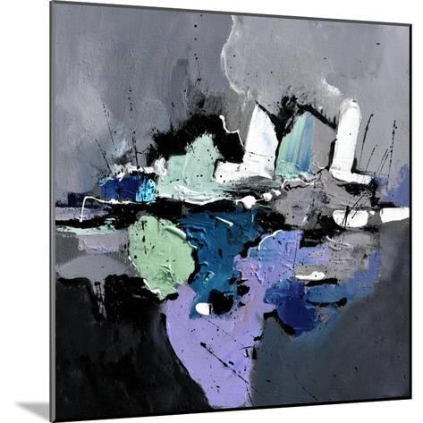 Abstract 4451701-Pol Ledent-Mounted Art Print