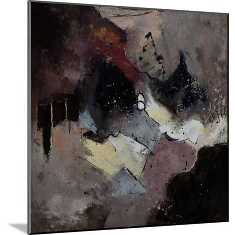 Abstract 4451503-Pol Ledent-Mounted Art Print