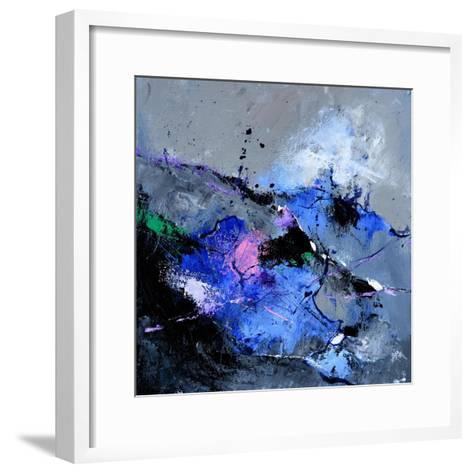 Abstract 7751206-Pol Ledent-Framed Art Print