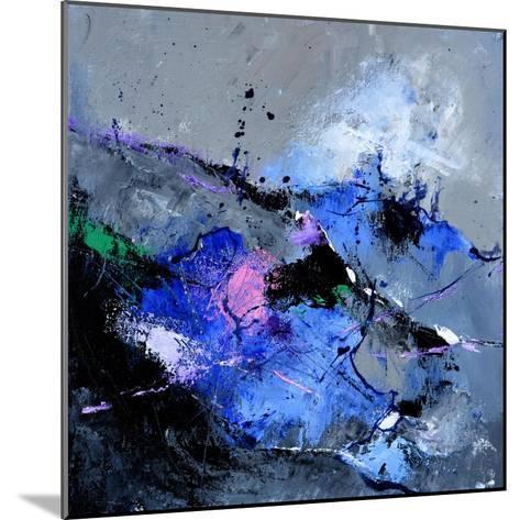 Abstract 7751206-Pol Ledent-Mounted Art Print