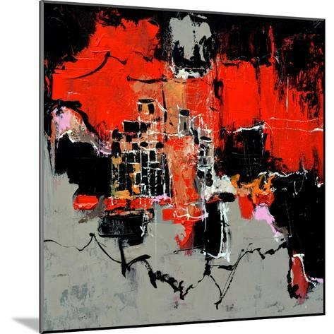 Abstract 4451502-Pol Ledent-Mounted Art Print