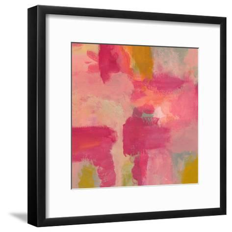 She Dreamt in Pink Two-Jan Weiss-Framed Art Print