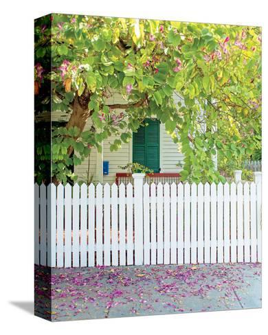 Blossom Cottage-Brookview Studio-Stretched Canvas Print
