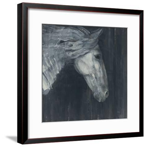 Midnight-Albena Hristova-Framed Art Print