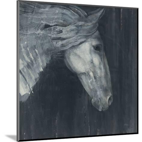 Midnight-Albena Hristova-Mounted Art Print