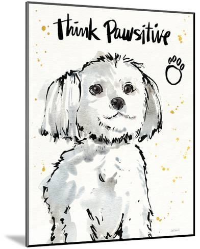 Strike a Paws IX-Anne Tavoletti-Mounted Art Print