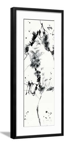 Fashion Strokes VIII-Anne Tavoletti-Framed Art Print