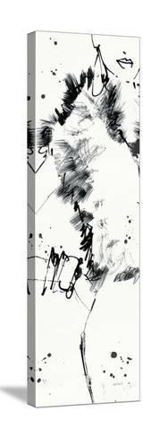 Fashion Strokes VIII-Anne Tavoletti-Stretched Canvas Print