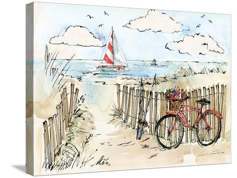 Coastal Catch VI-Anne Tavoletti-Stretched Canvas Print