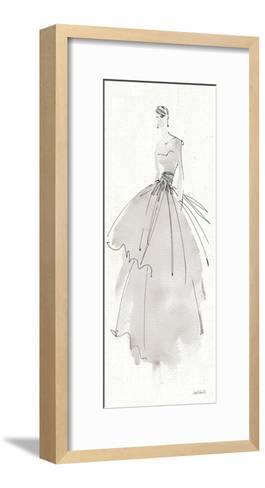 La Fashion II Gray-Anne Tavoletti-Framed Art Print