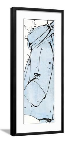 Fashion Strokes VI Pastel-Anne Tavoletti-Framed Art Print