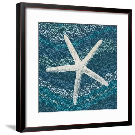 Sea Glass IV-Wild Apple Portfolio-Framed Art Print