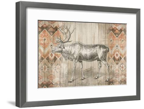 Natural History Lodge Southwest IX-Wild Apple Portfolio-Framed Art Print
