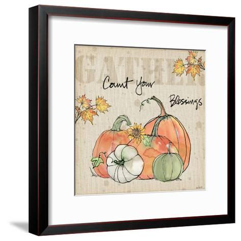 Be Thankful IV-Anne Tavoletti-Framed Art Print
