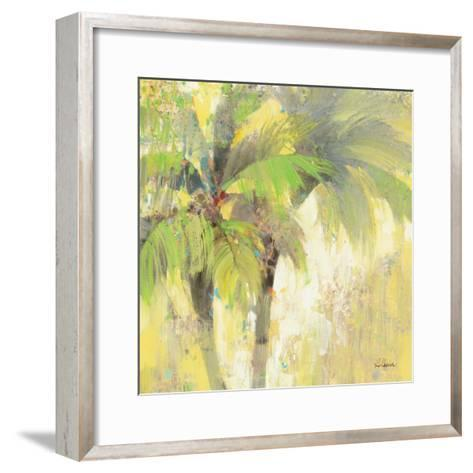 Breezy Palm I-Albena Hristova-Framed Art Print