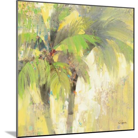 Breezy Palm I-Albena Hristova-Mounted Art Print
