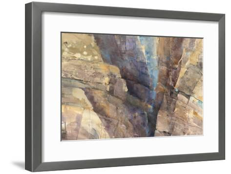 Canyon II-Albena Hristova-Framed Art Print