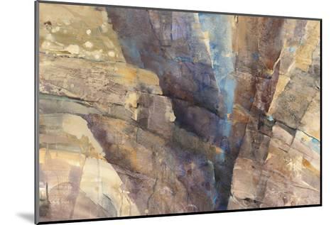 Canyon II-Albena Hristova-Mounted Art Print
