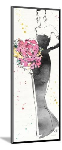 Floral Fashion III-Anne Tavoletti-Mounted Art Print