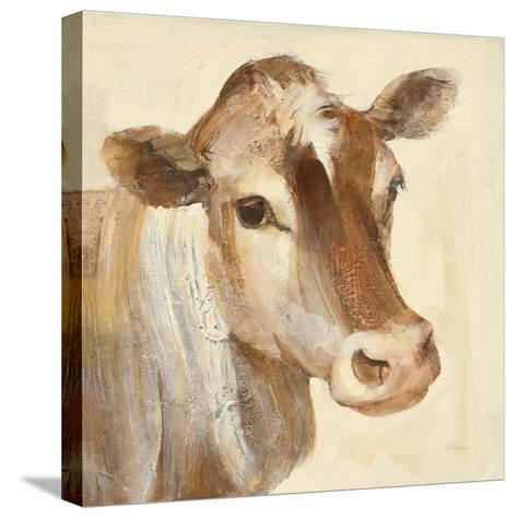 Looking at You I-Albena Hristova-Stretched Canvas Print