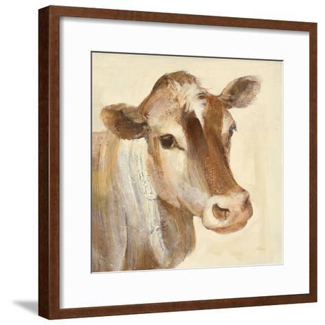 Looking at You I-Albena Hristova-Framed Art Print