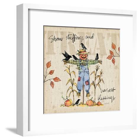 Be Thankful I-Anne Tavoletti-Framed Art Print