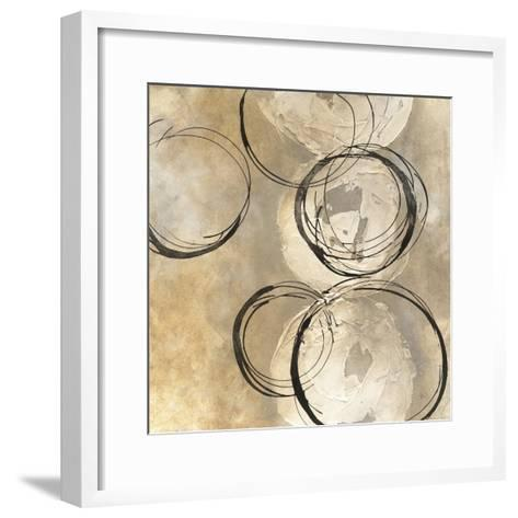 Circle in a Square II-Chris Paschke-Framed Art Print