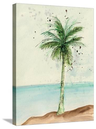 African Oil Palm I-Chris Paschke-Stretched Canvas Print