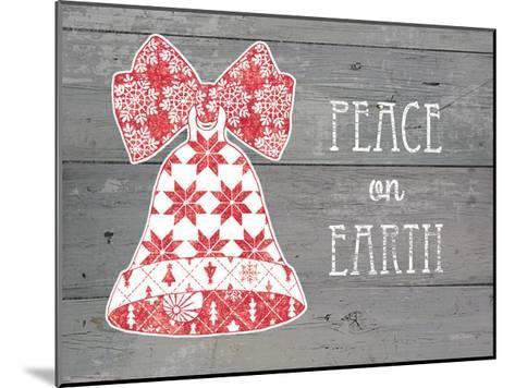 Nordic Holiday VII-Beth Grove-Mounted Art Print