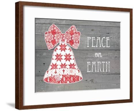 Nordic Holiday VII-Beth Grove-Framed Art Print