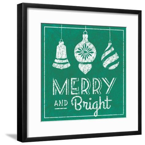 All About The Holidays II-Beth Grove-Framed Art Print