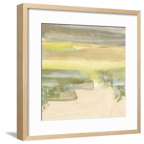 Grey Stone IV-Chris Paschke-Framed Art Print