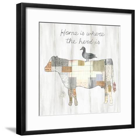 Farm Family VI-Courtney Prahl-Framed Art Print