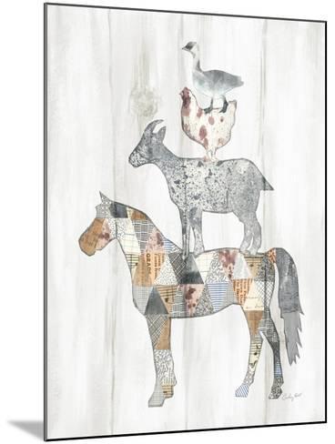 Farm Family II-Courtney Prahl-Mounted Art Print