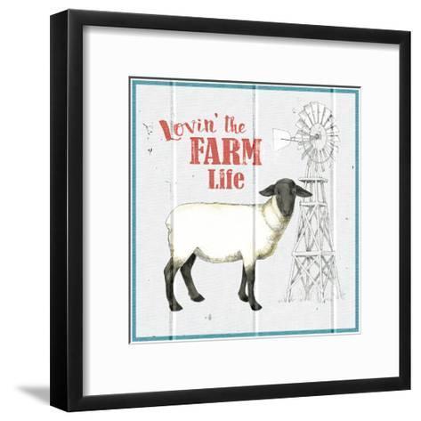 Farm To Table VII-Beth Grove-Framed Art Print