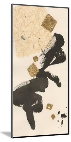 Gilded Collage II-Chris Paschke-Mounted Art Print