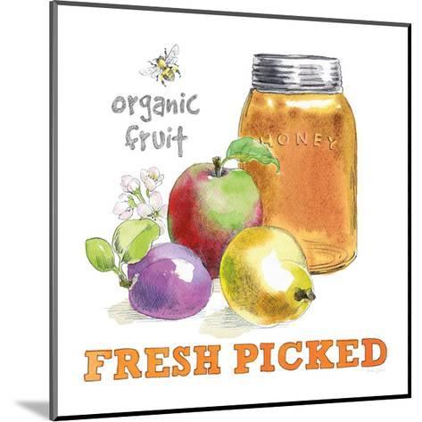 Fresh From The Garden II-Beth Grove-Mounted Art Print