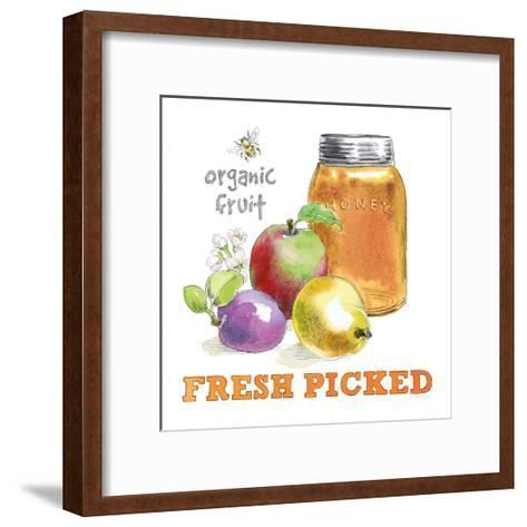 Fresh From The Garden II-Beth Grove-Framed Art Print