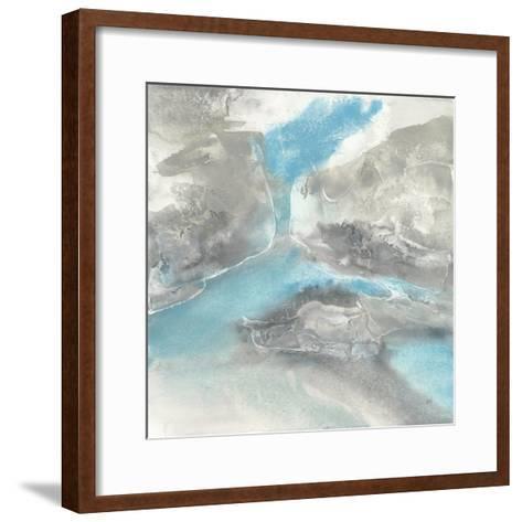 Blue Tones II-Chris Paschke-Framed Art Print