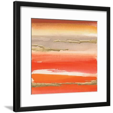 Gilded Mandarin III-Chris Paschke-Framed Art Print
